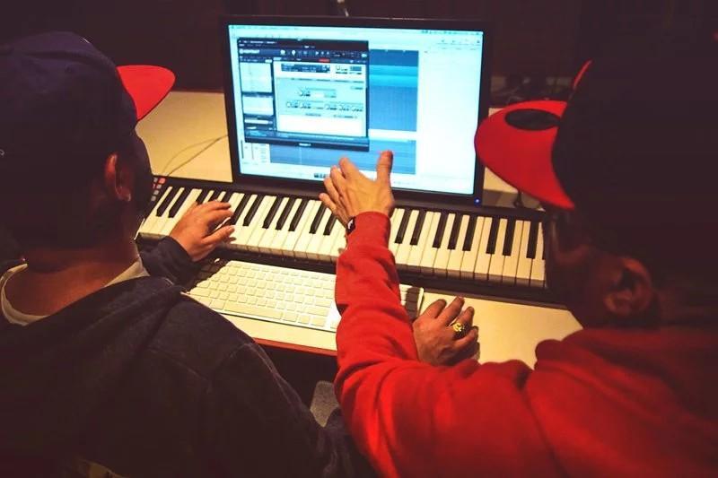 (香港行貨) 美國icon iKeyboard 4Mini 37鍵 MIDI KEYBOARD 37keys mini keyboard