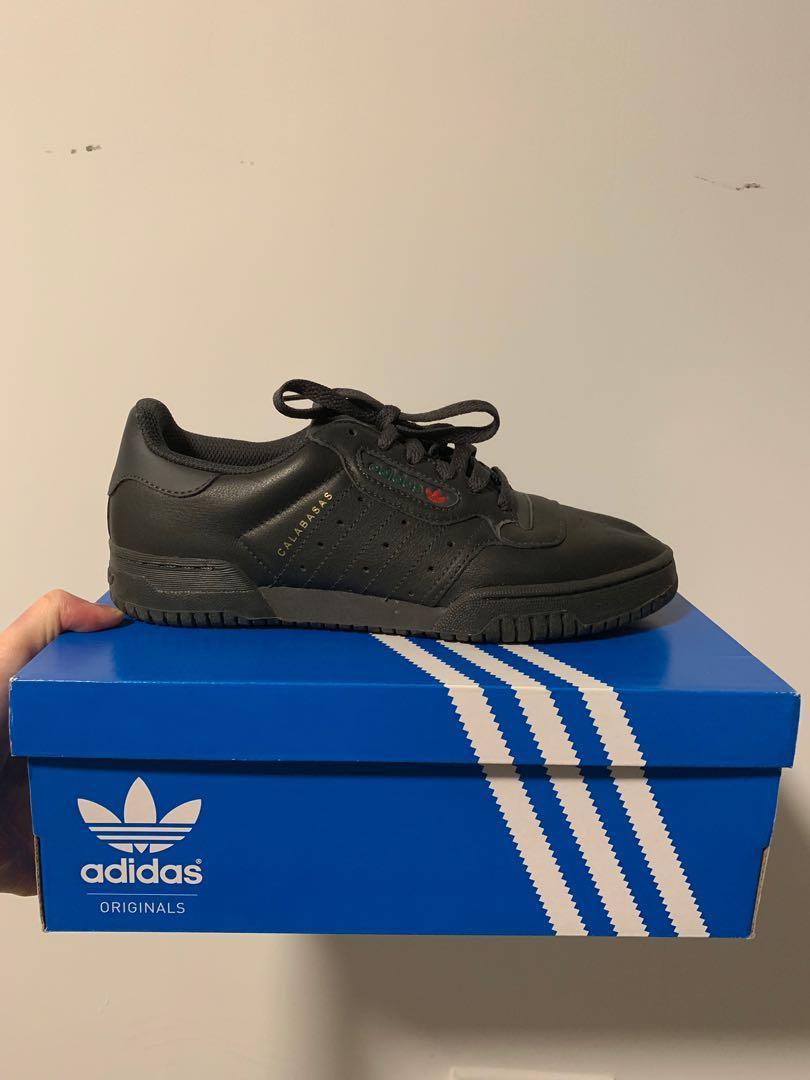 Adidas Yeezy powerphase - black