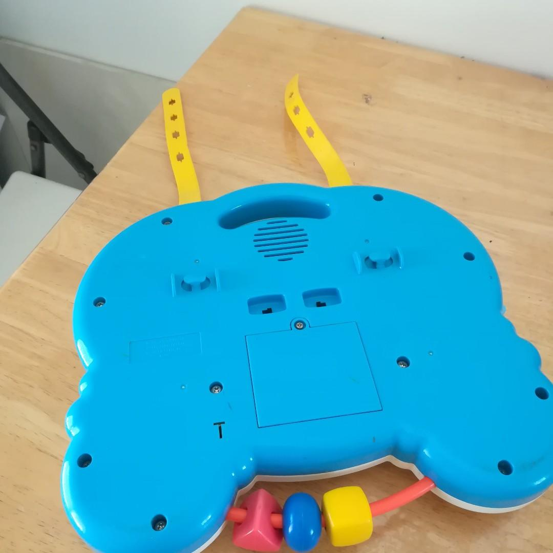 Fisher Price Toy, Baby's Muscial Singing Toy To Hang On Cot