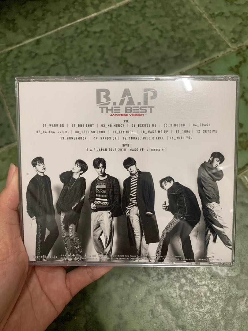 B A P The Best Japanese Version, Entertainment, K-Wave on