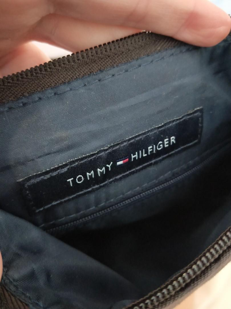 BN Tommy Hilfiger Brown Sling Bag