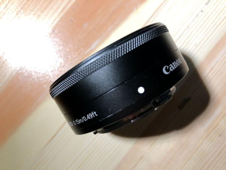 CANON EF-M 22mm f2