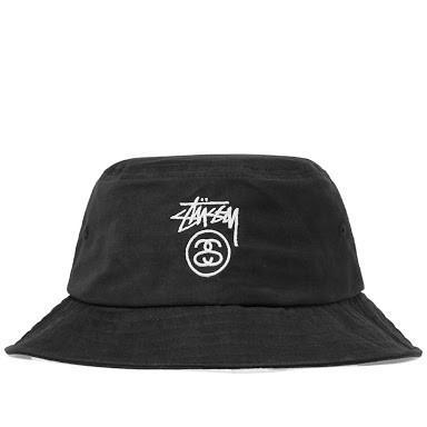 Crushable STUSSY bucket hat