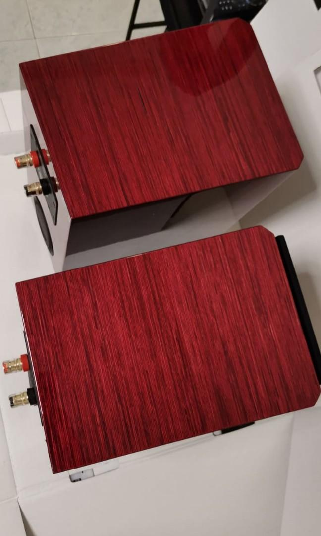 Dynaudio Special 40 Forty Red Birch, Electronics, Audio on