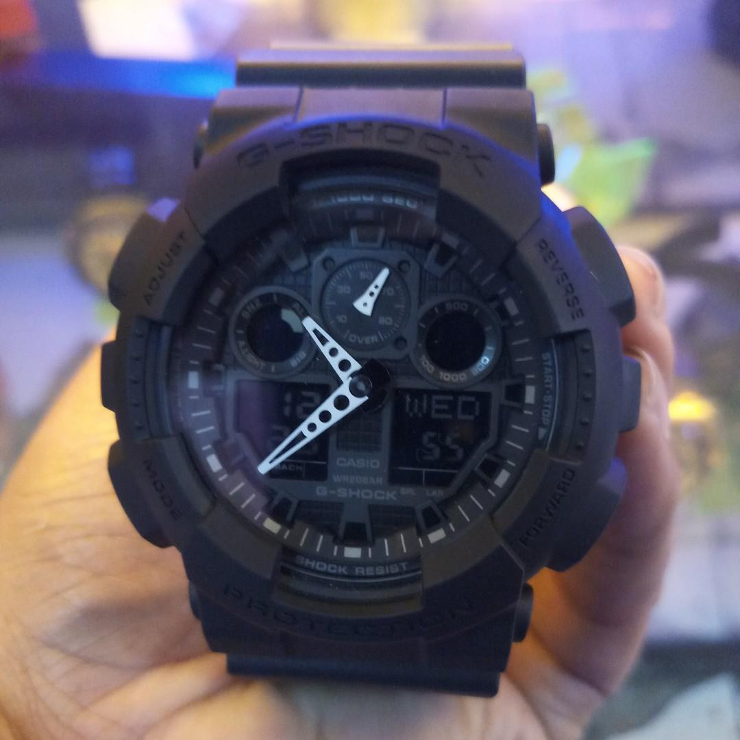 G Shock Type GS 1000 Original