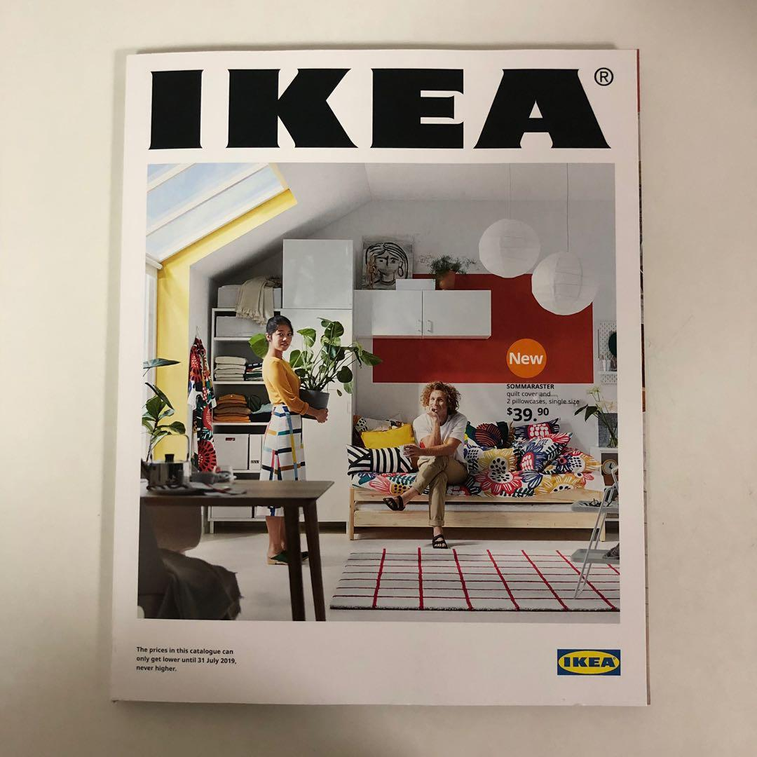 IKEA Catalogue Spring 2019, Furniture, Others on Carousell