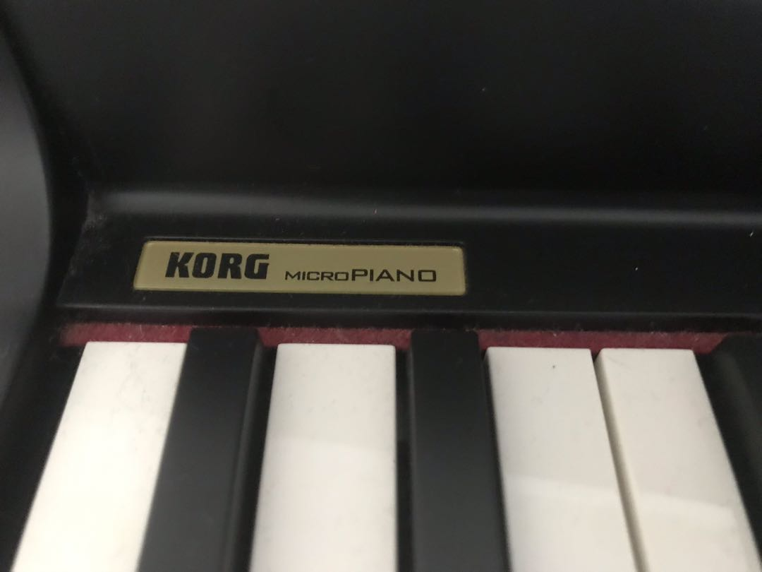 KORG MicroPiano