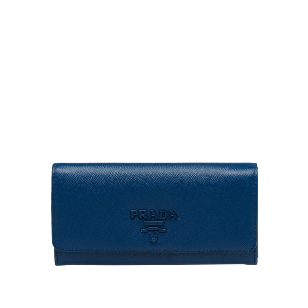 a97eb0a47914 Large Saffiano Leather Wallet, Women's Fashion, Bags & Wallets ...