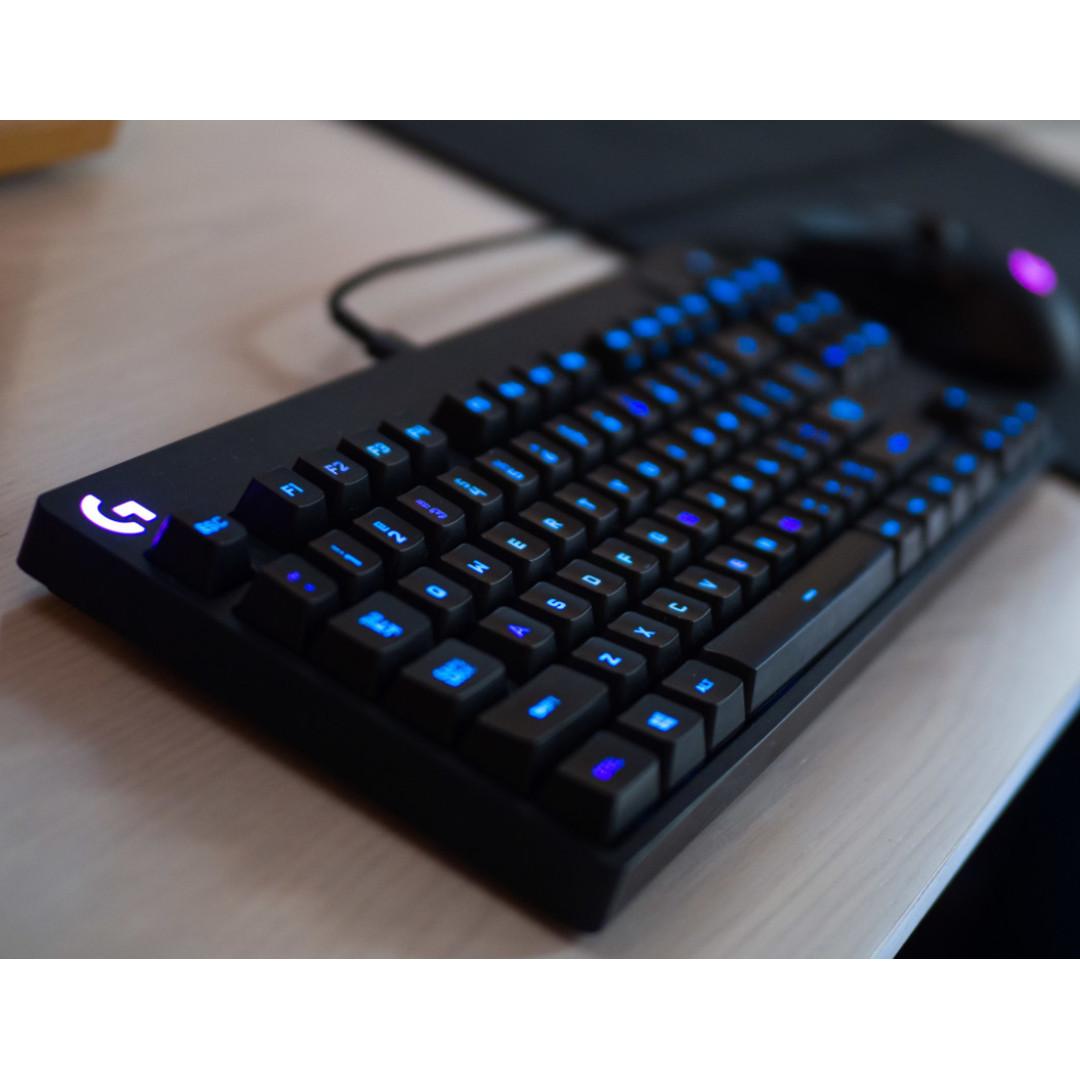 3abc9ccd86c Logitech G Pro Mechanical Gaming Keyboard, Electronics, Computer ...