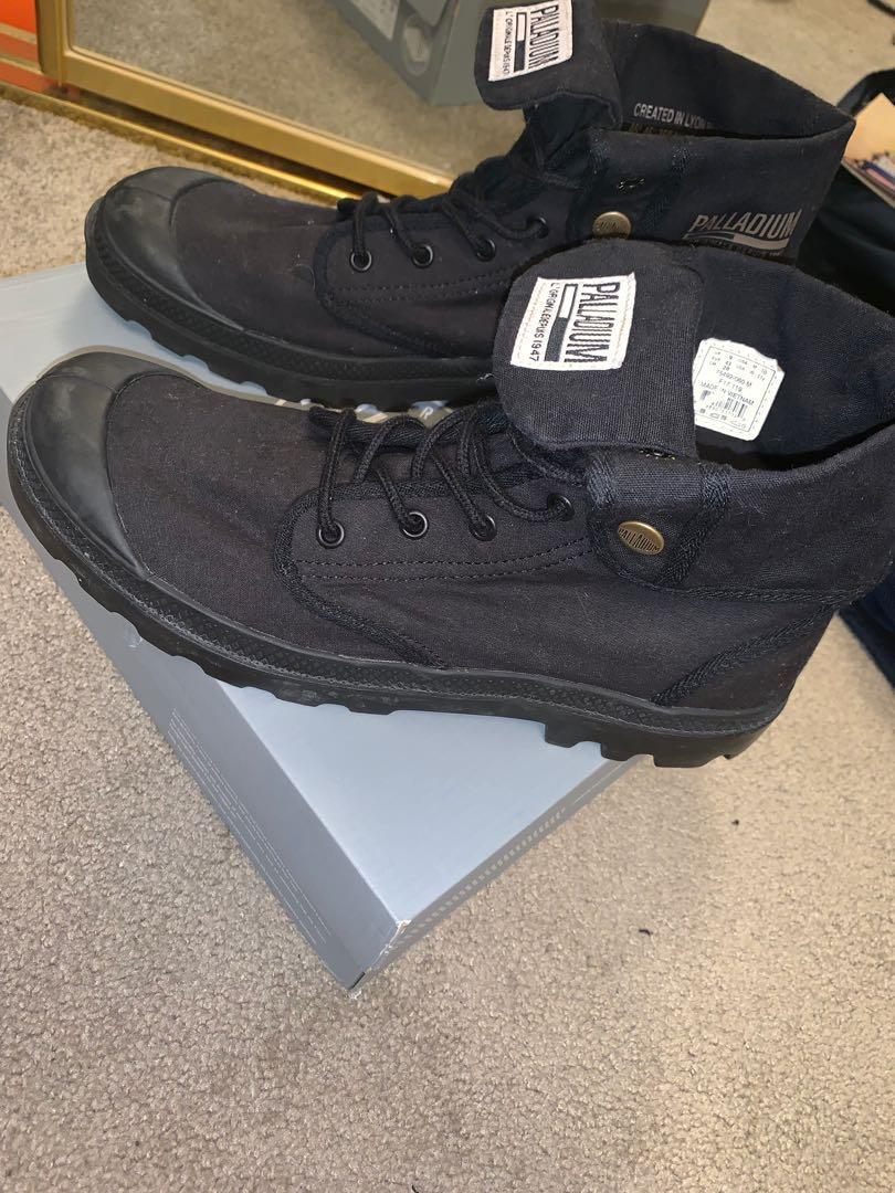 Men's Palladium Boots