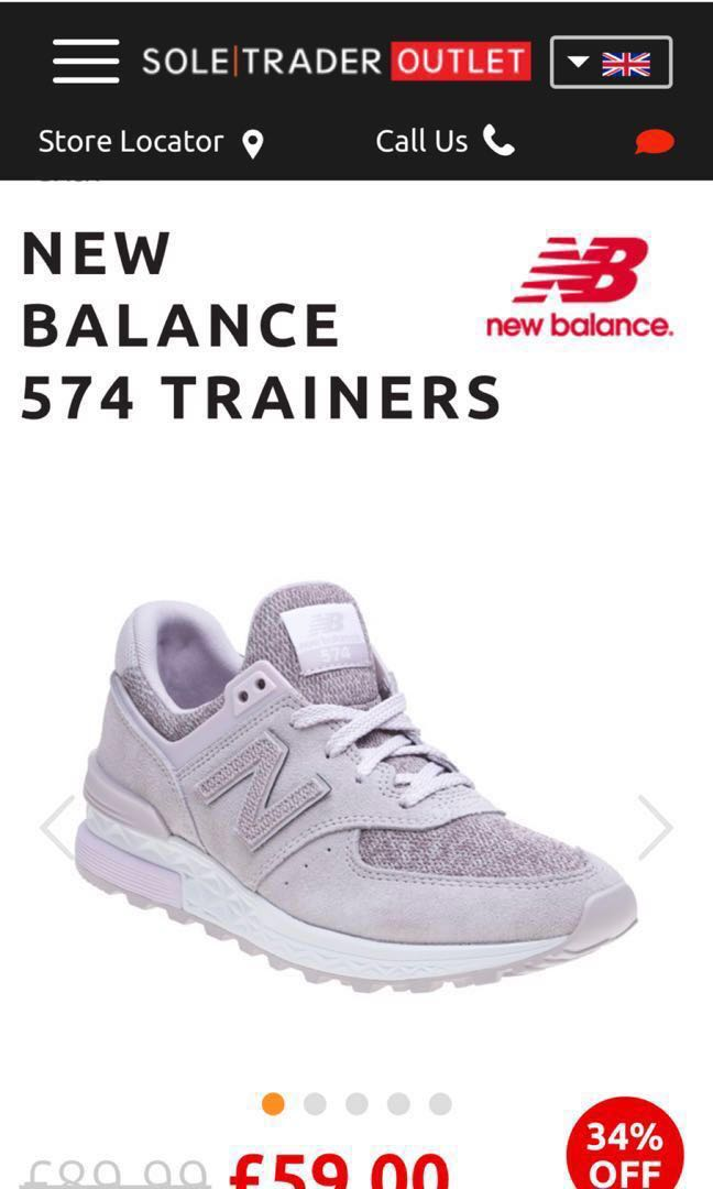 best website 9fda5 a5ce4 NEW BALANCE 574 trainers