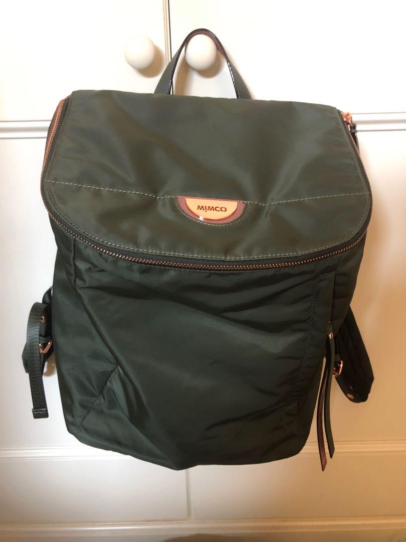 New mimco backpack