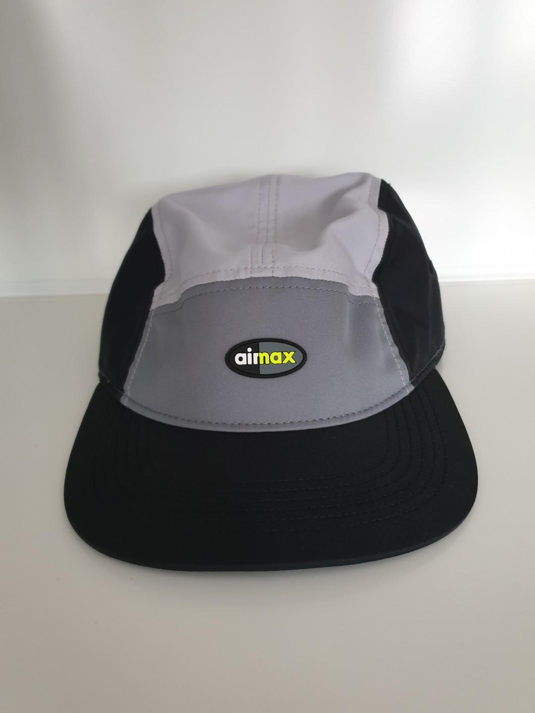 polla darse cuenta Consejos  Nike Air Max 5 Panel Running Cap, Men's Fashion, Accessories, Caps & Hats  on Carousell