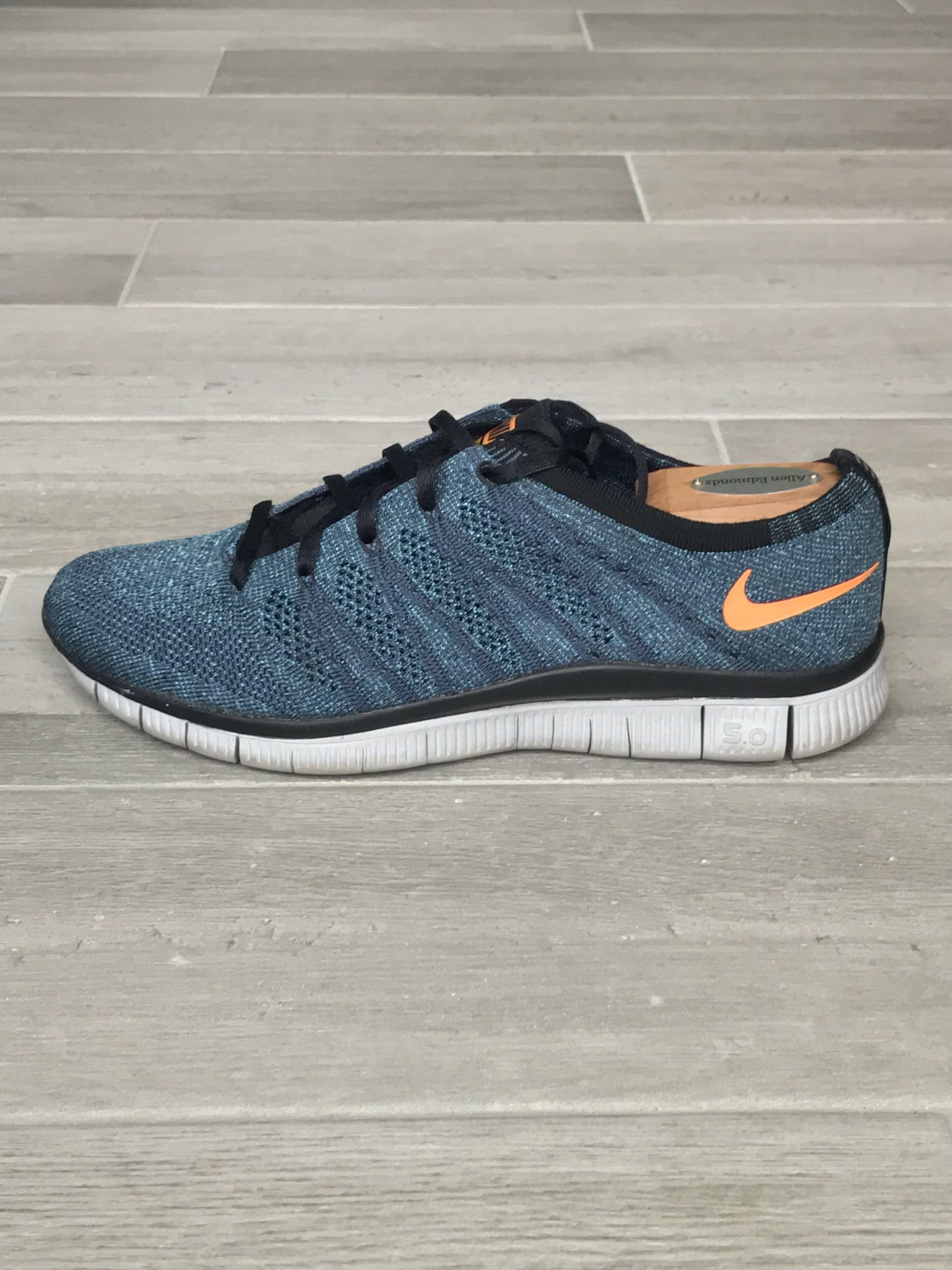 brand new 9d874 73305 Nike Free 5.0 Flyknit NSW, Men s Fashion, Footwear, Sneakers on ...