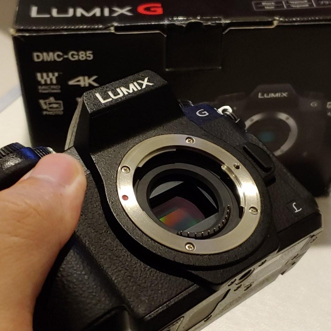 Panasonic G85 mirrorless affordable camera