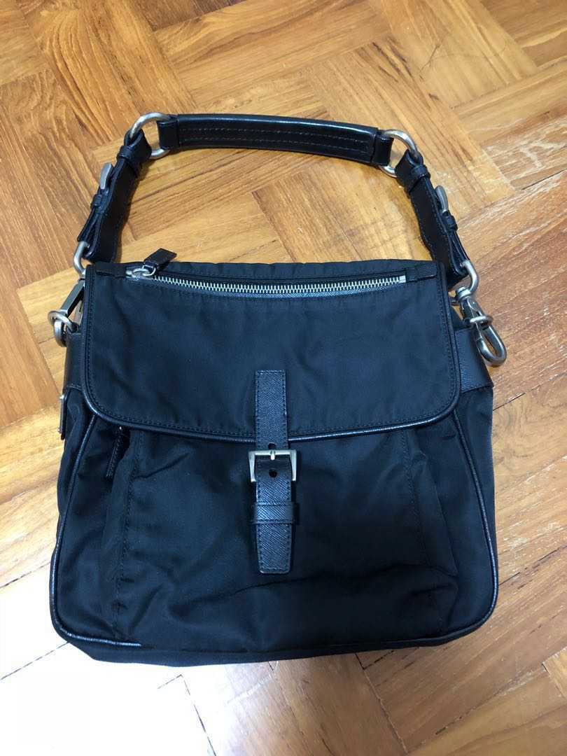 fda338ed9902 Prada Vintage Bag (Authentic) (Price reduced. Non negotiable ...