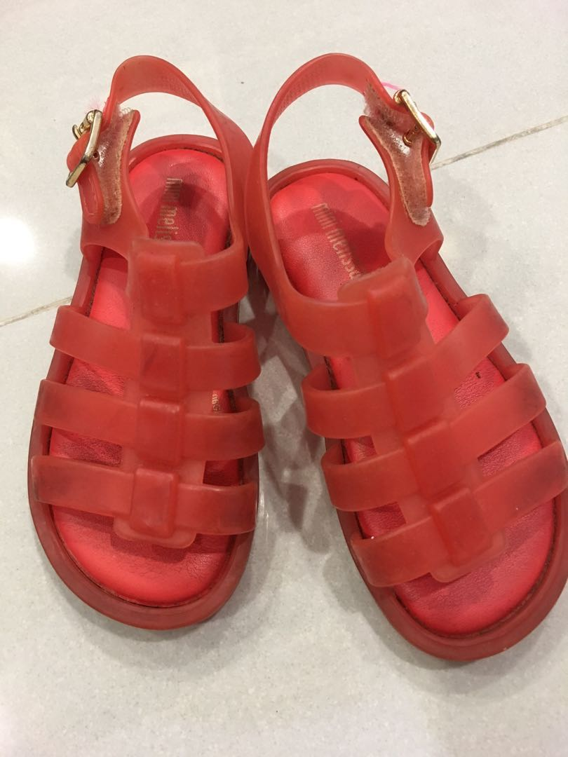Price reduced - Mini Melissa Shoes