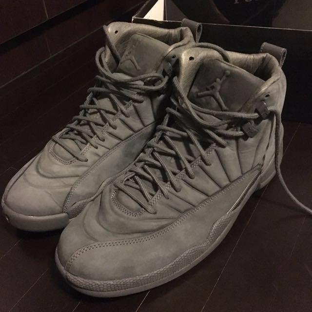f917801638e PSNY PUBLIC SCHOOL Nike Air Jordan 12 Sz US 11, Men's Fashion ...