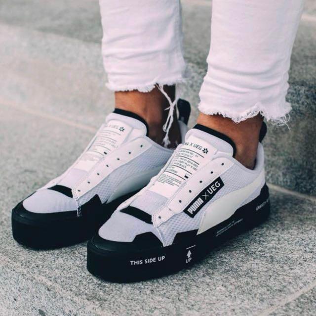 PUMA X UEG SNEAKERS, Women's Fashion