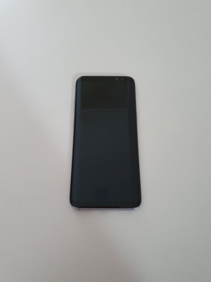 Samsung S8 Orchid Gray