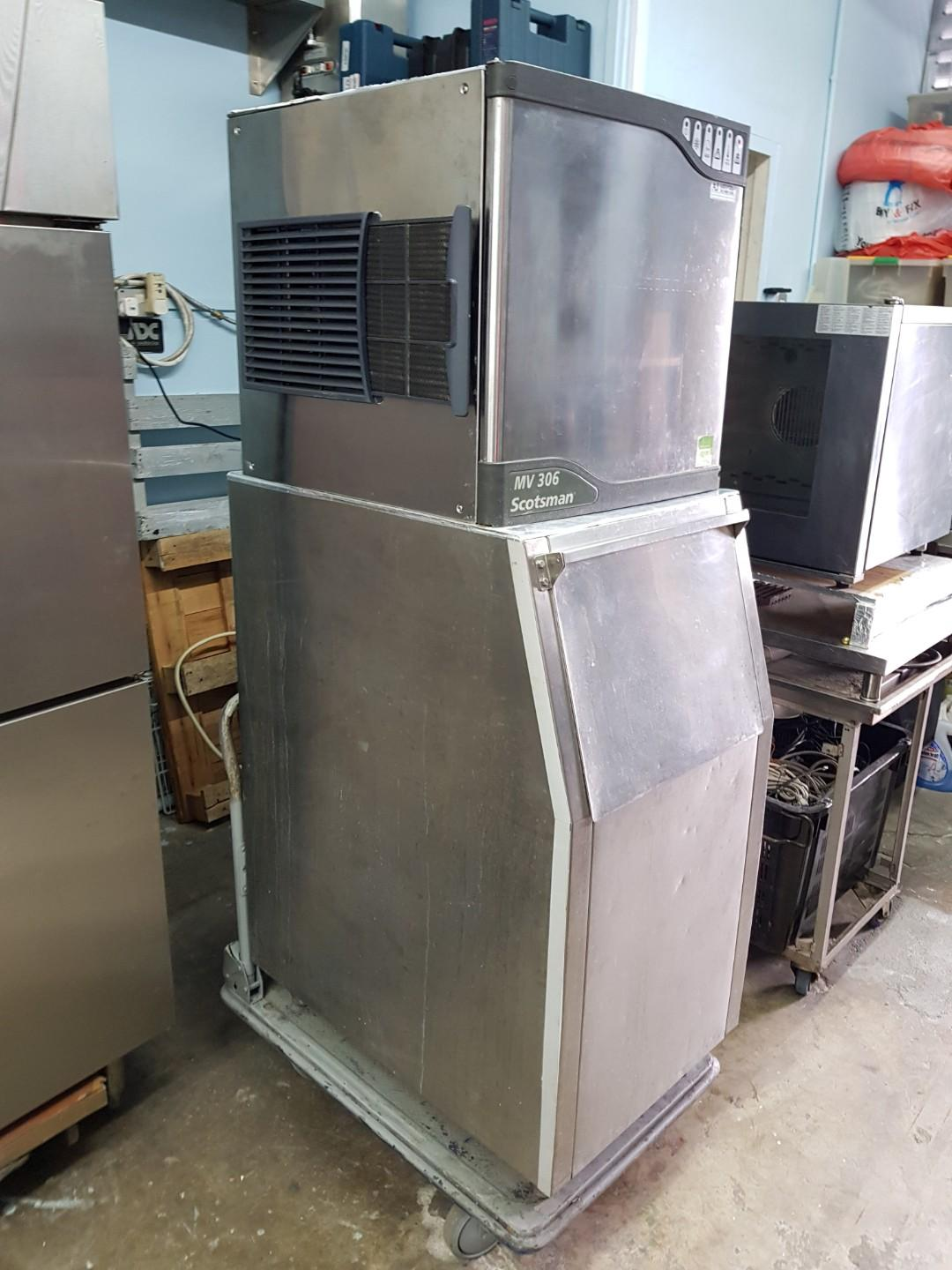 Scotsman MV306 icemaker machine