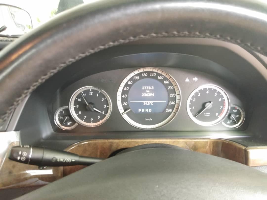 SEWA BELI>>MERCEDES BENZ E200 1.8 CGI-W212(A) 2010/2011