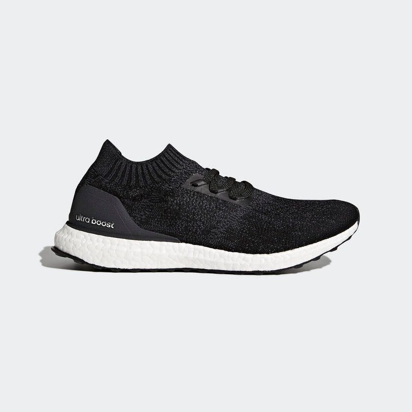 1ed065692 ULTRABOOST UNCAGED SHOES Black US9 Men irun