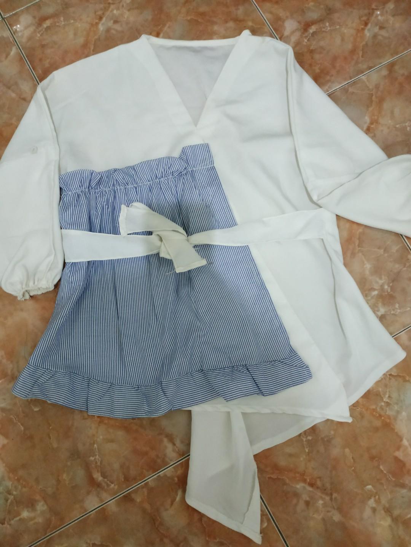 White blouse tali