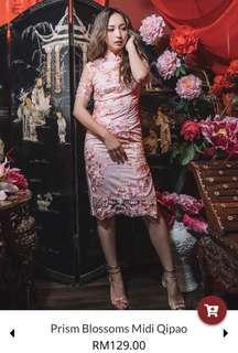 Cheongsam Dress brand new