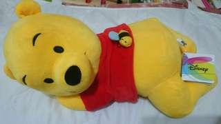 🚚 全新可愛維尼熊大玩偶