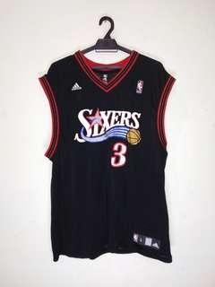 SIXERS NBA ADIDAS IVERSON #3