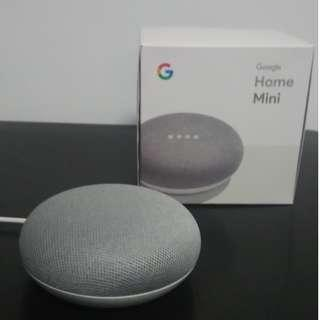 Google Home Mini (Grey)