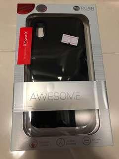 iPhone X 硬殻(可插1-2張卡)