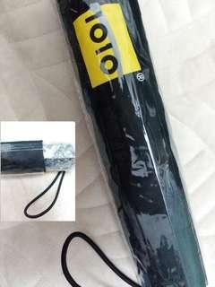 免費橡筋手帶設計全自動縮骨遮雨傘買滿$400貨(不議)即送  Free automatic umbrella upon purchase $400 goods