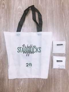 Starbucks Tote Bag #MMAR18