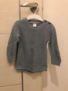🚚 H&M男女童純棉針織毛衣