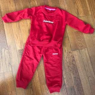Sleepsuit Piyama Hangat bahan tebal