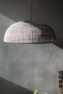 🚚 Woven+ Hanging Lamp