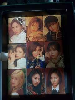 The Roses SG Photocard set