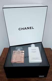Chanel Coco Mademoiselle Set Eau de Parfum