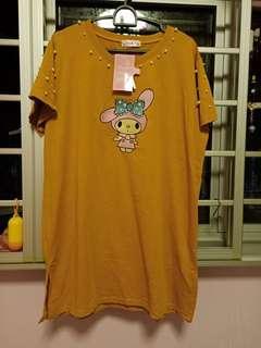🚚 T-shirt dress top