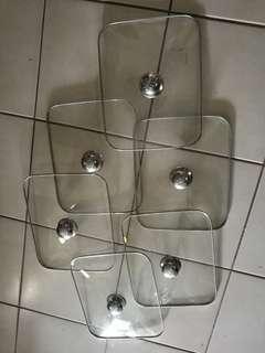 Lid glass