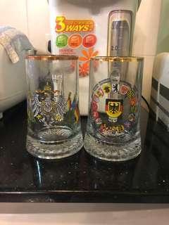 德國啤酒杯 0.5L (購至德國)