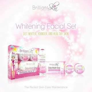 Brilliant Skin Essentials Whitening Set