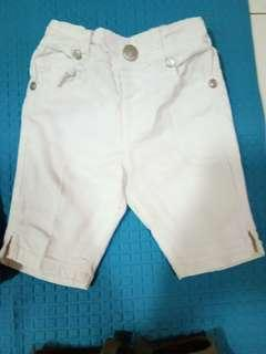 Celana Jeans Putih Mothercare