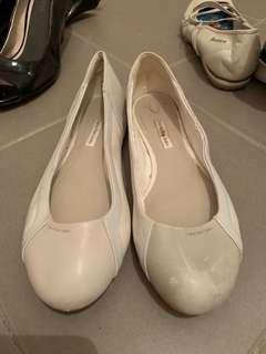 Flat shoes Calvin Klein