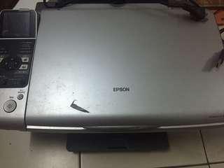 🚚 Epson 掃描列印機