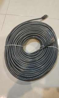 Cat 5e 50m gigabit ethernet network cable