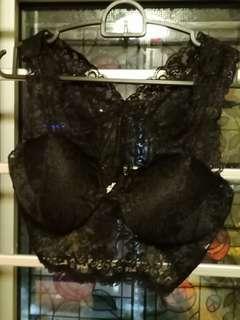 🚚 Black Bra ptp 54 cm