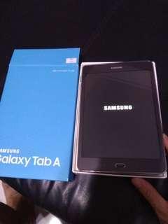 Like new Samsung Tab A 8.0